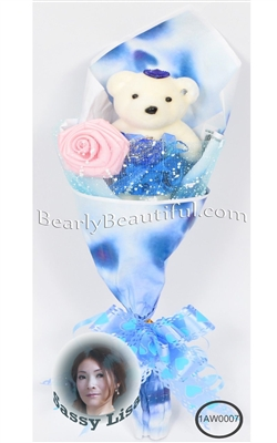 Plush Cartoon Toy Flower Bouquets - Bearly Beautiful
